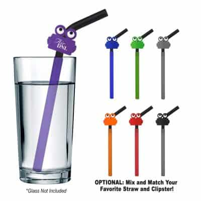 GreenPaxx® Cool Straw™ With Clipster