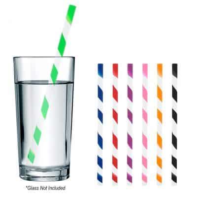 Joplin Tie-Dye Straw