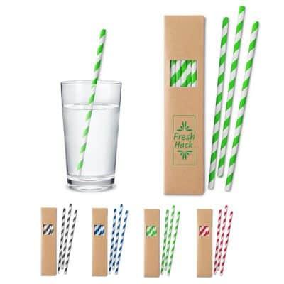 Paper Straw Set