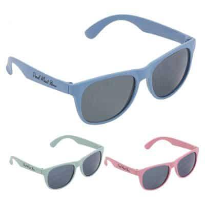 Doral Wheat Straw Sunglasses